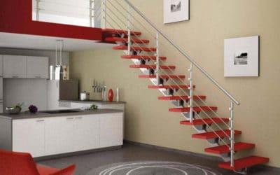Escaliers – les normes de sécurité